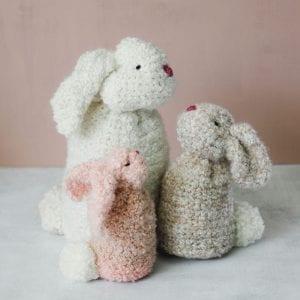 Super Easy Crochet Bunny - Make & DO Crew