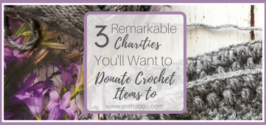 3 Remarkable Charities You'll Want to Donate Crochet Items to - www.craftaboo.com