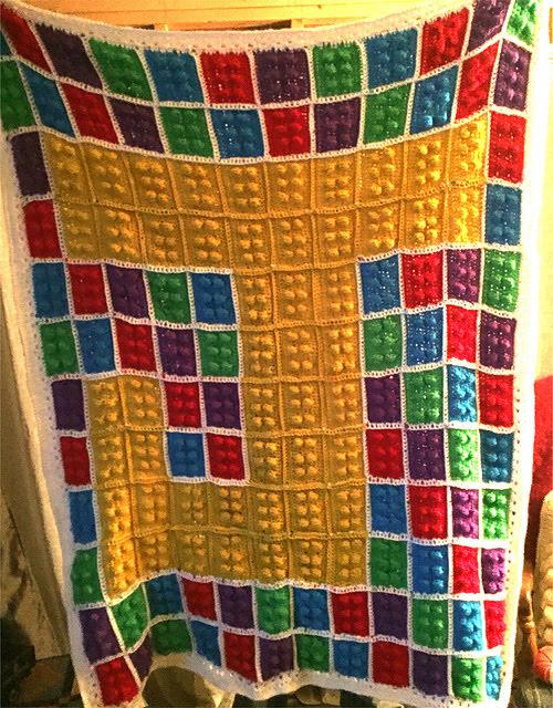 Popcorn stitch, bobble stitch, puff stitch, - www.craftaboo.com