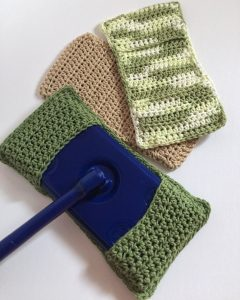 Reuseable Mop Covers - www.craftaboo.com