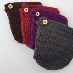 crochet cup cozy - www.craftaboo.com