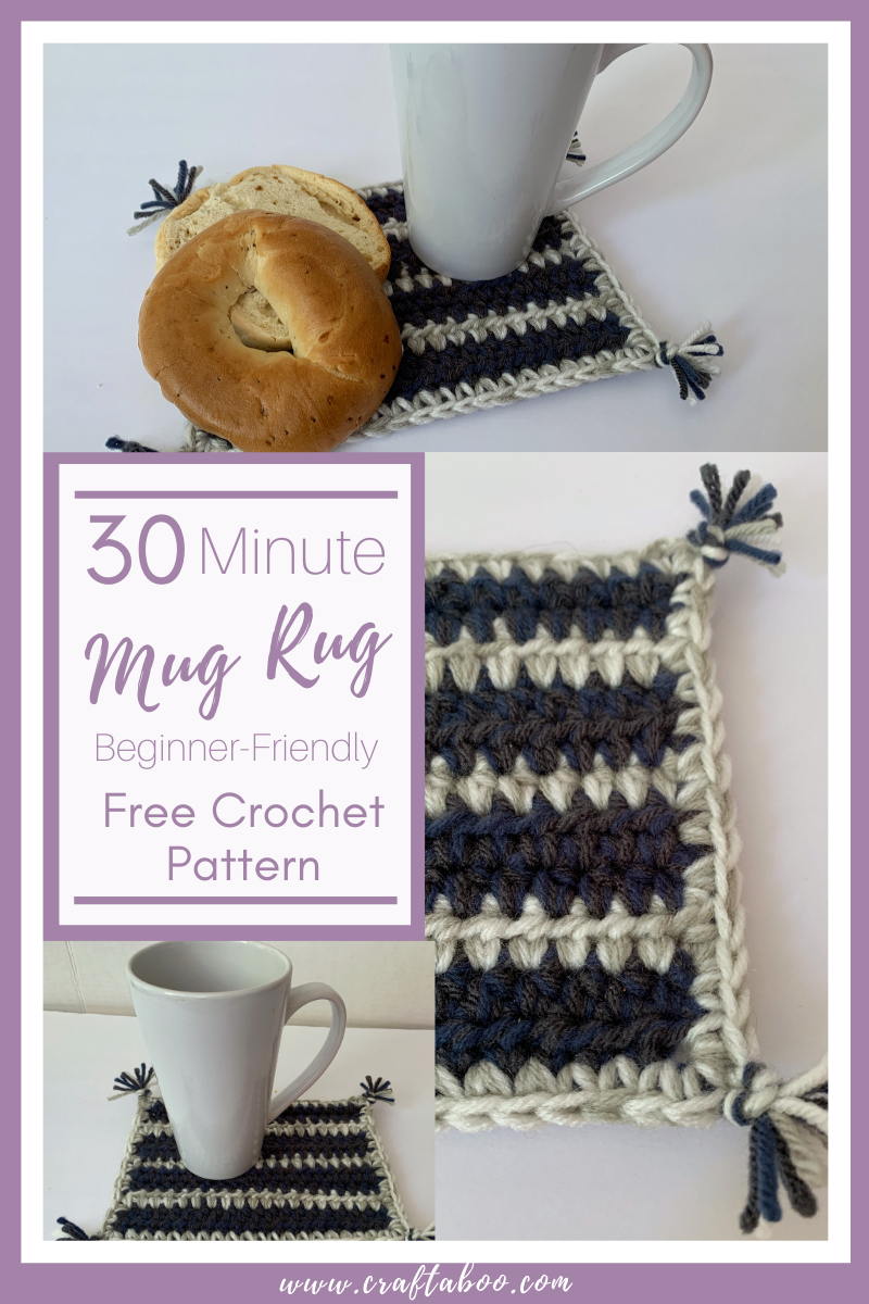It\'s Just Arrived! - 30 Minute Mug Rug - Free Pattern