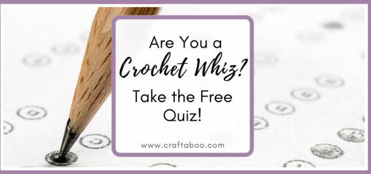General Knowledge Crochet Quiz - www.craftaboo.com